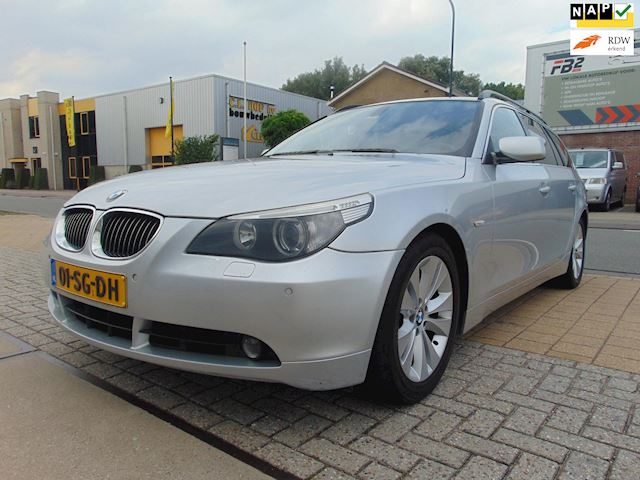 BMW 5-serie Touring occasion - FB2 Cars