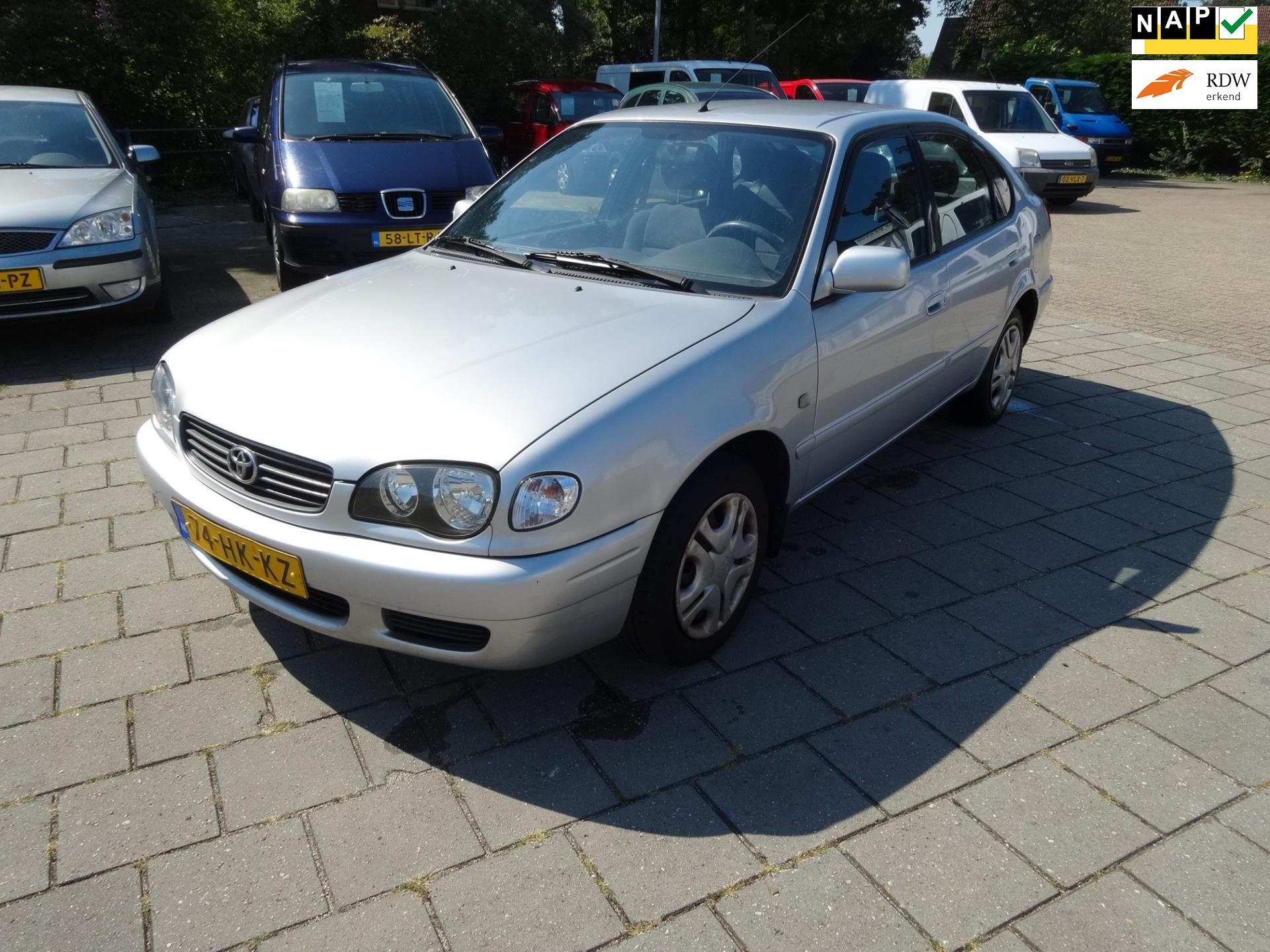 Toyota Corolla occasion - Handelsonderneming M.A.C.