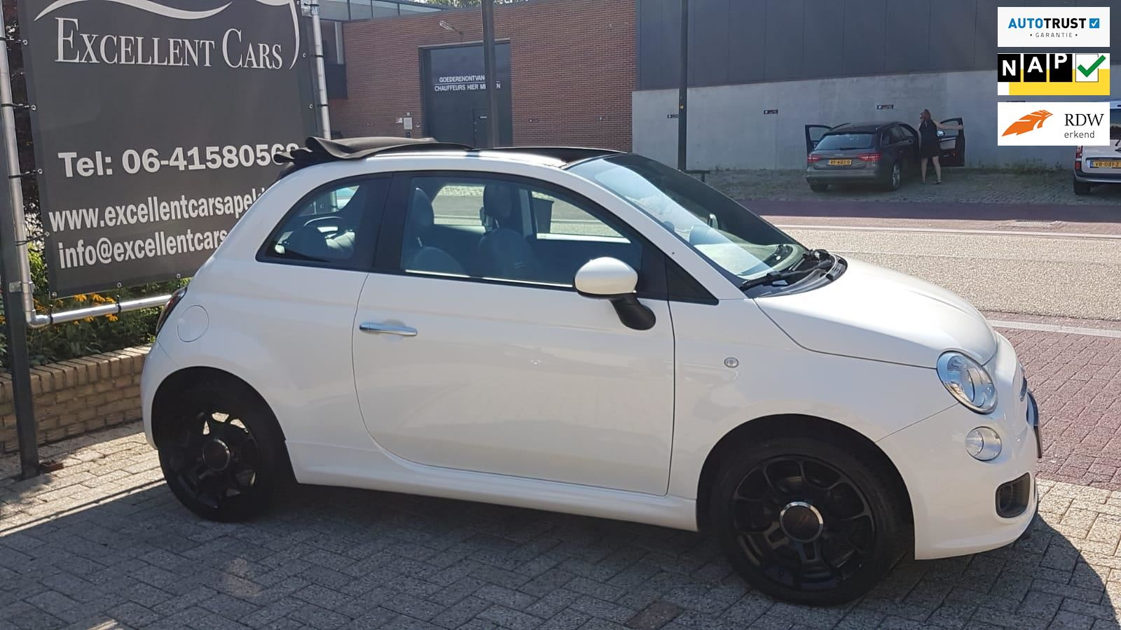 Fiat 500 occasion - Excellent Cars