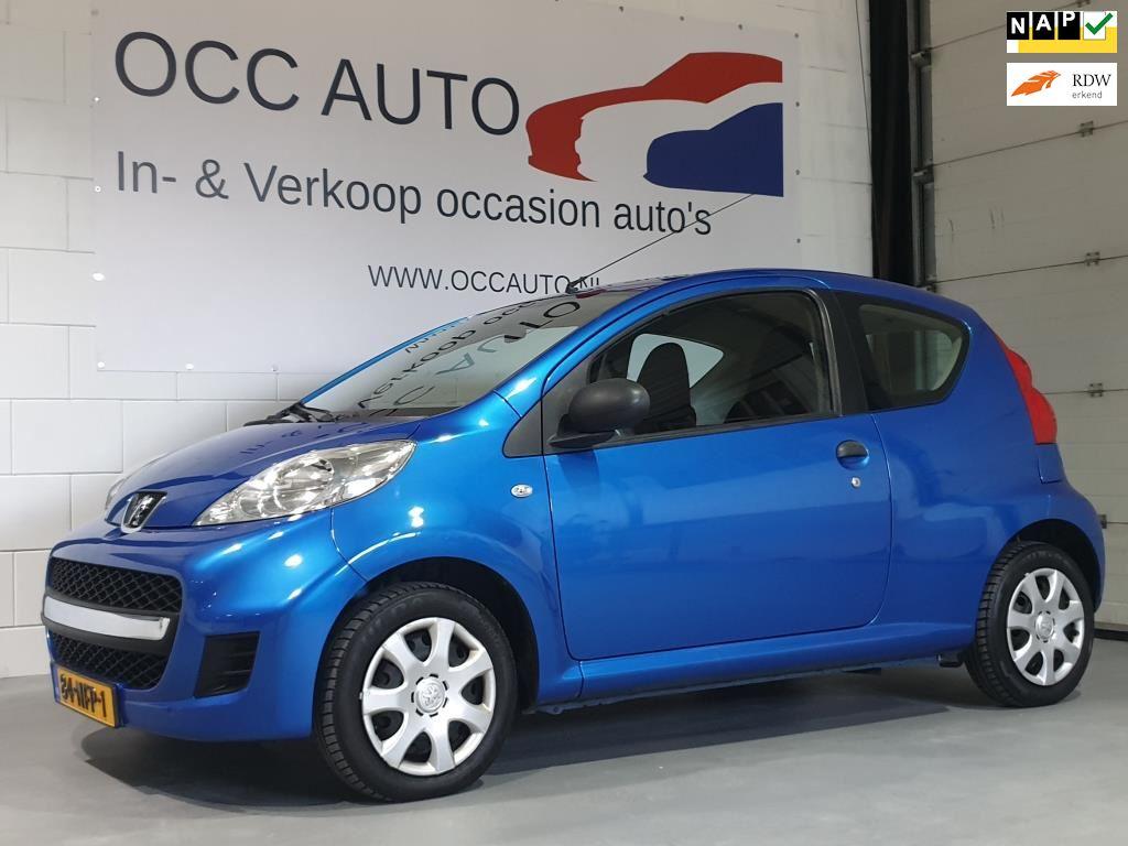 Peugeot 107 occasion - OCC Auto