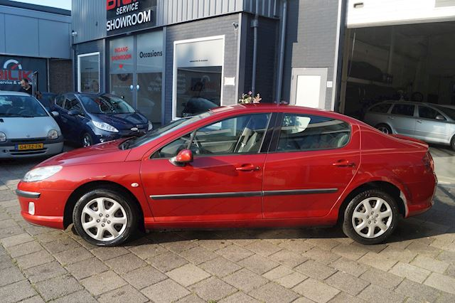 Peugeot 407 1.6 HDiF XR Pack / Clima / Cruise / N.A.P