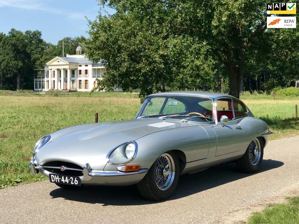 Jaguar E TYPE COUPE occasion - Auto Stenger