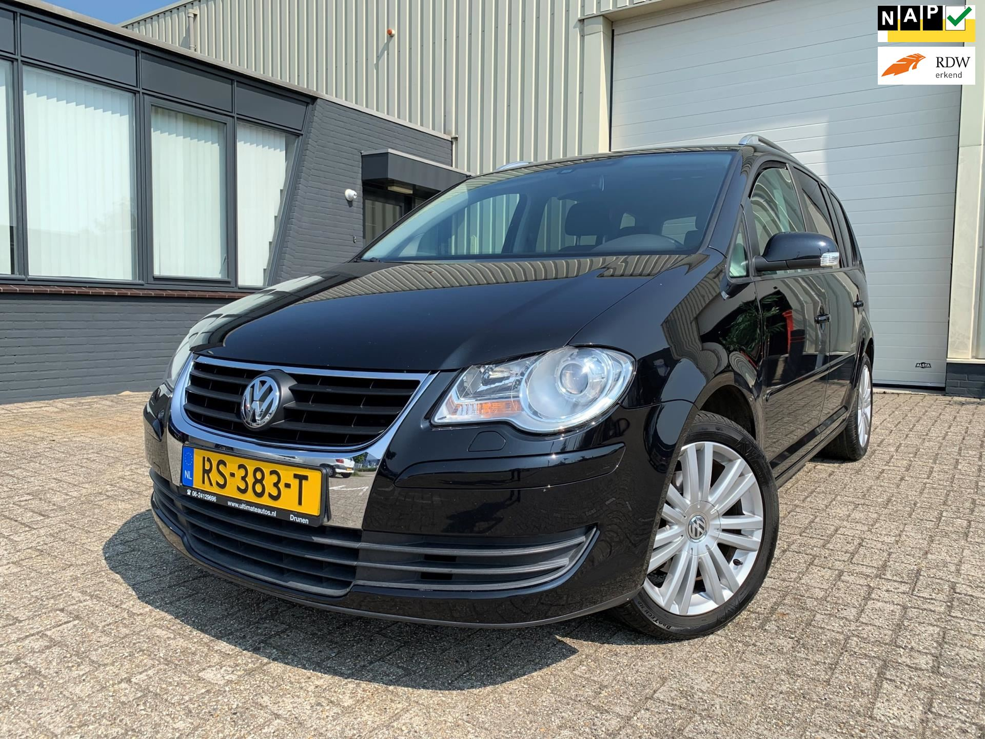 Volkswagen Touran occasion - Ultimate Auto's