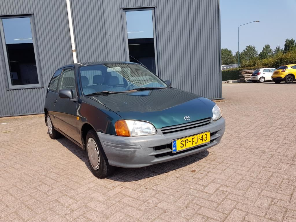 Toyota Starlet occasion - Trendy Cars