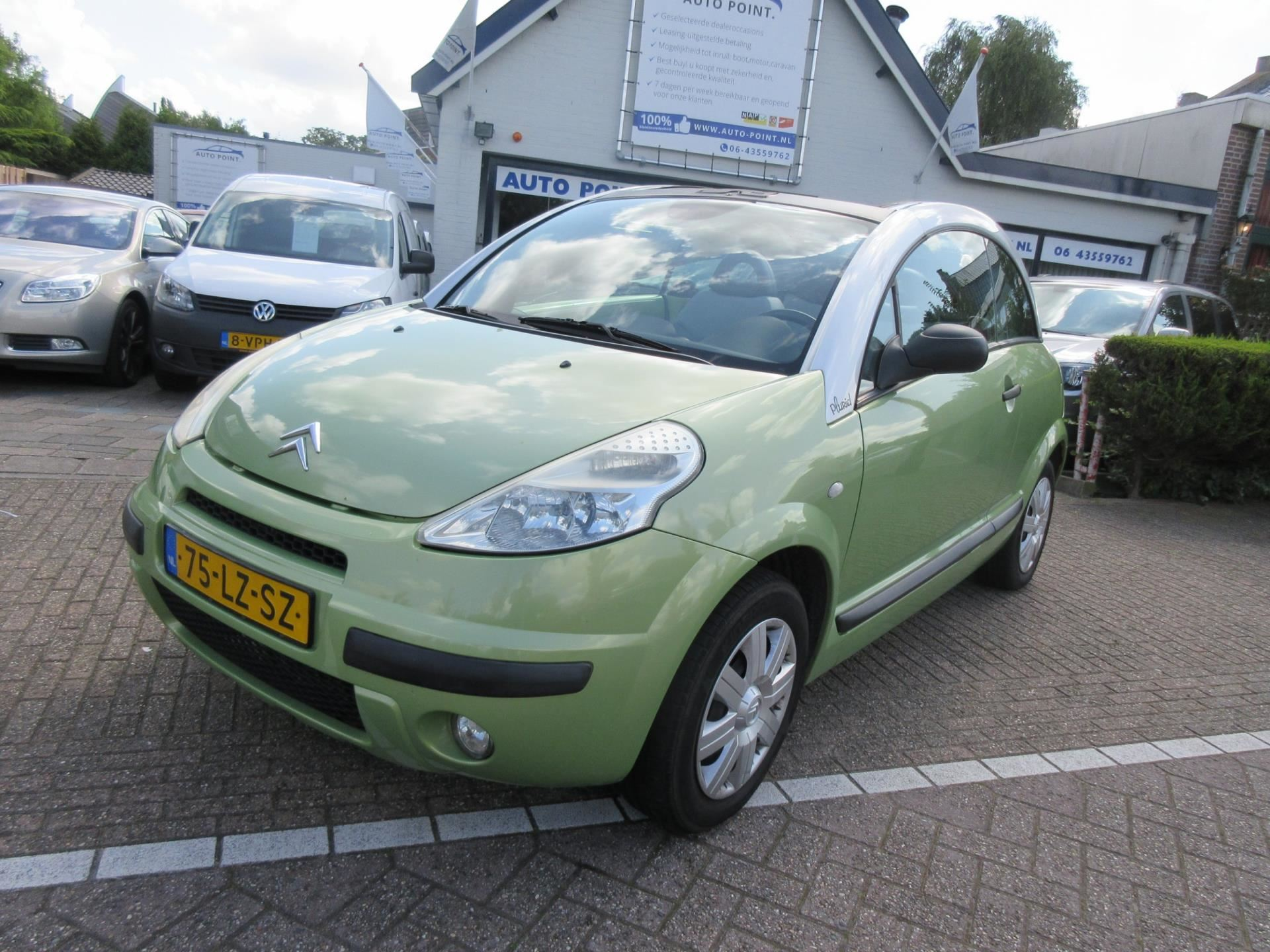 Citroen C3 Pluriel occasion - Auto Point