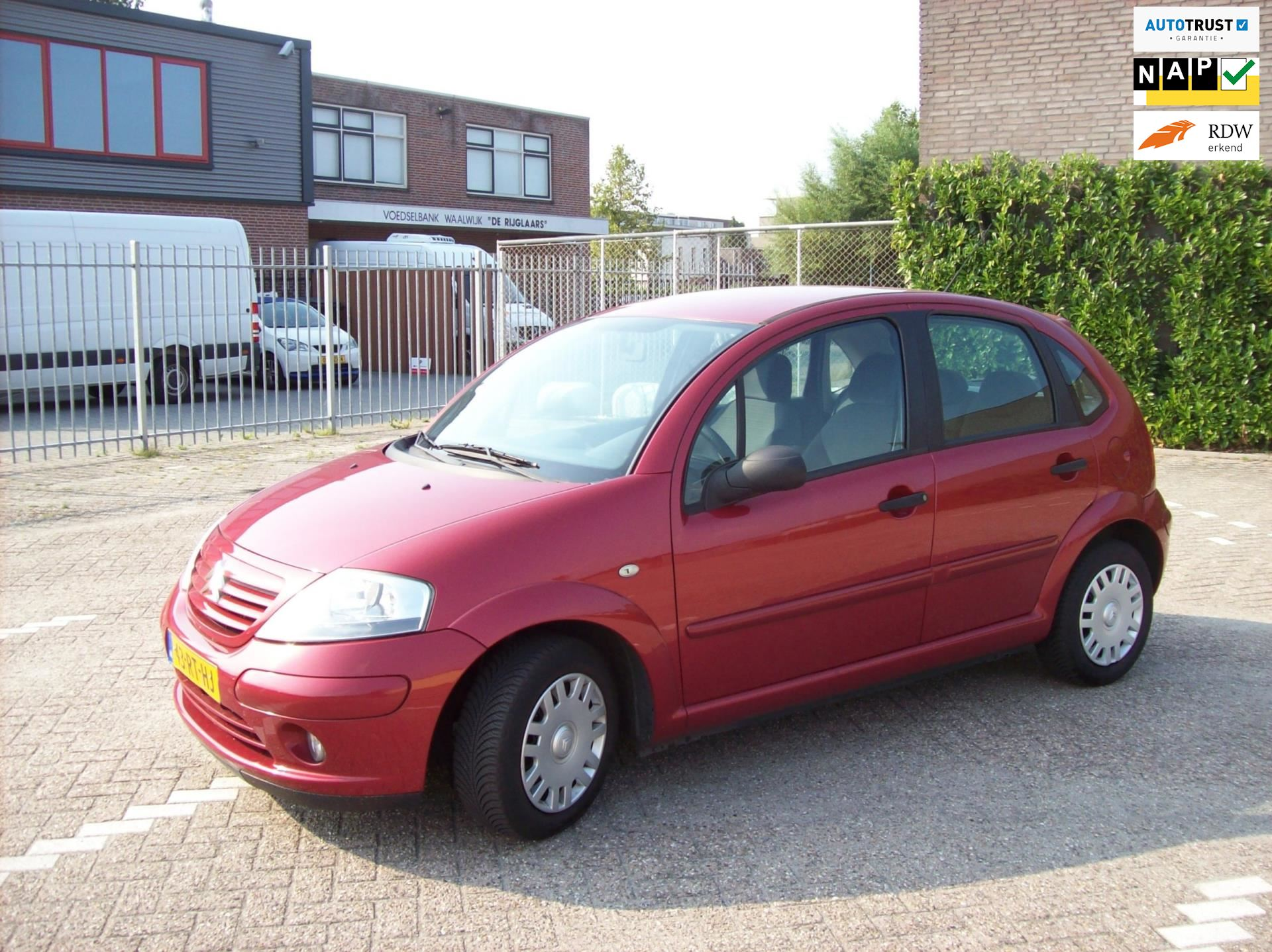 Citroen C3 occasion - Car Sales Waalwijk
