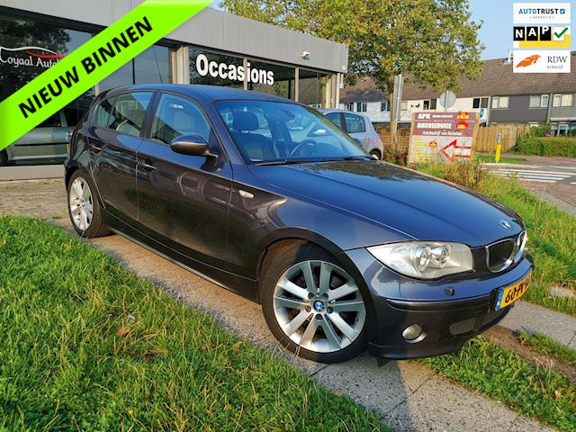 BMW 1-serie 120i High Executive Xenon/PDC/AUT