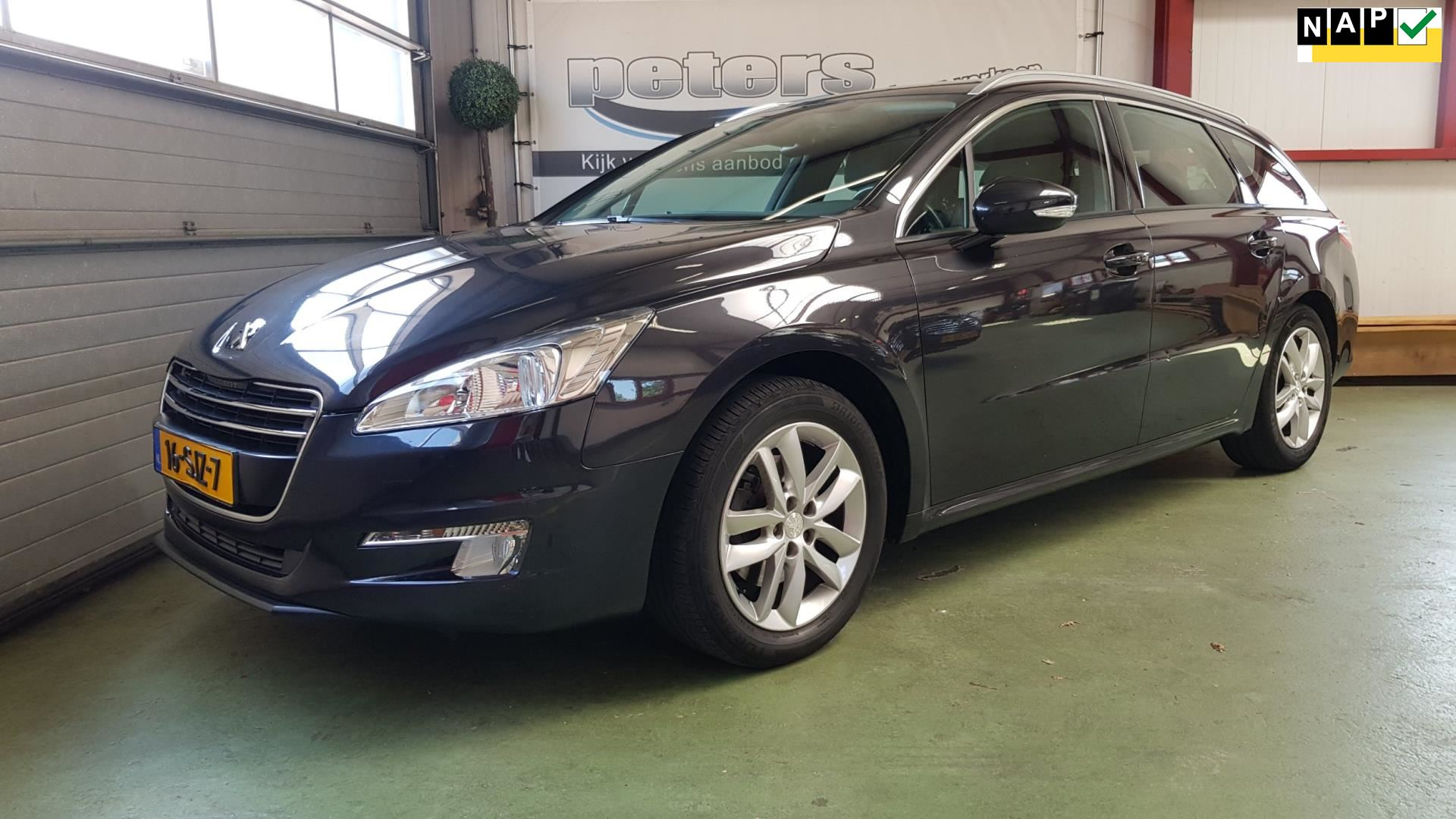 Peugeot 508 SW occasion - Peters Auto's