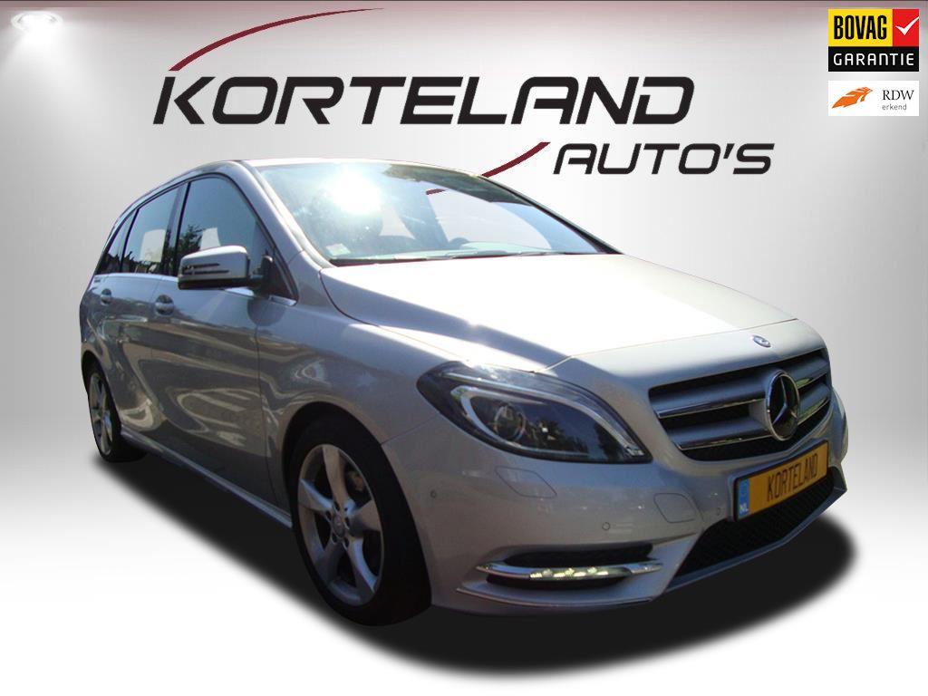 Mercedes-Benz B-klasse occasion - Korteland Auto's