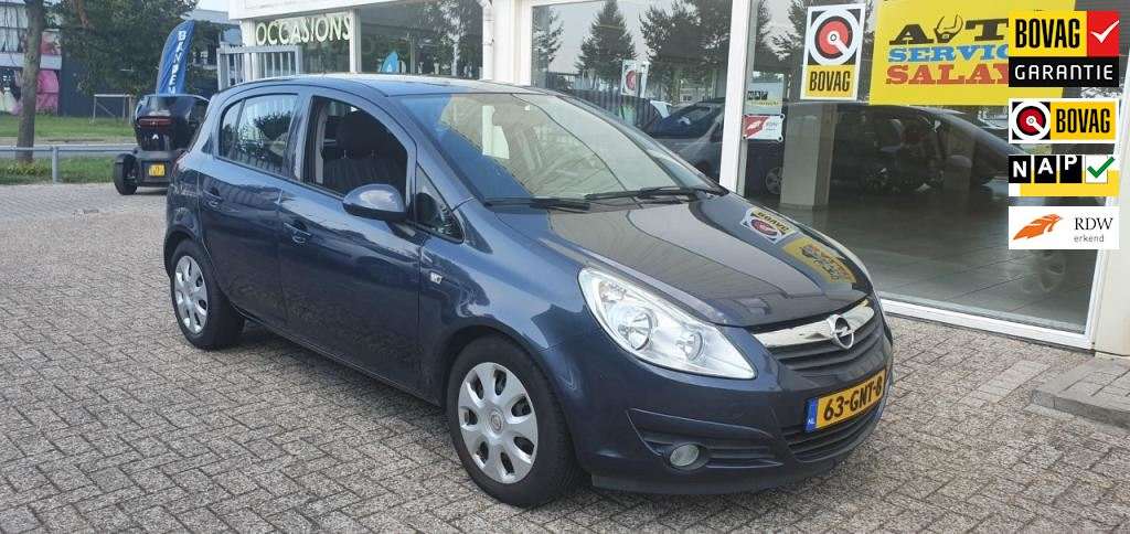 Opel Corsa occasion - Autoservice Salayi