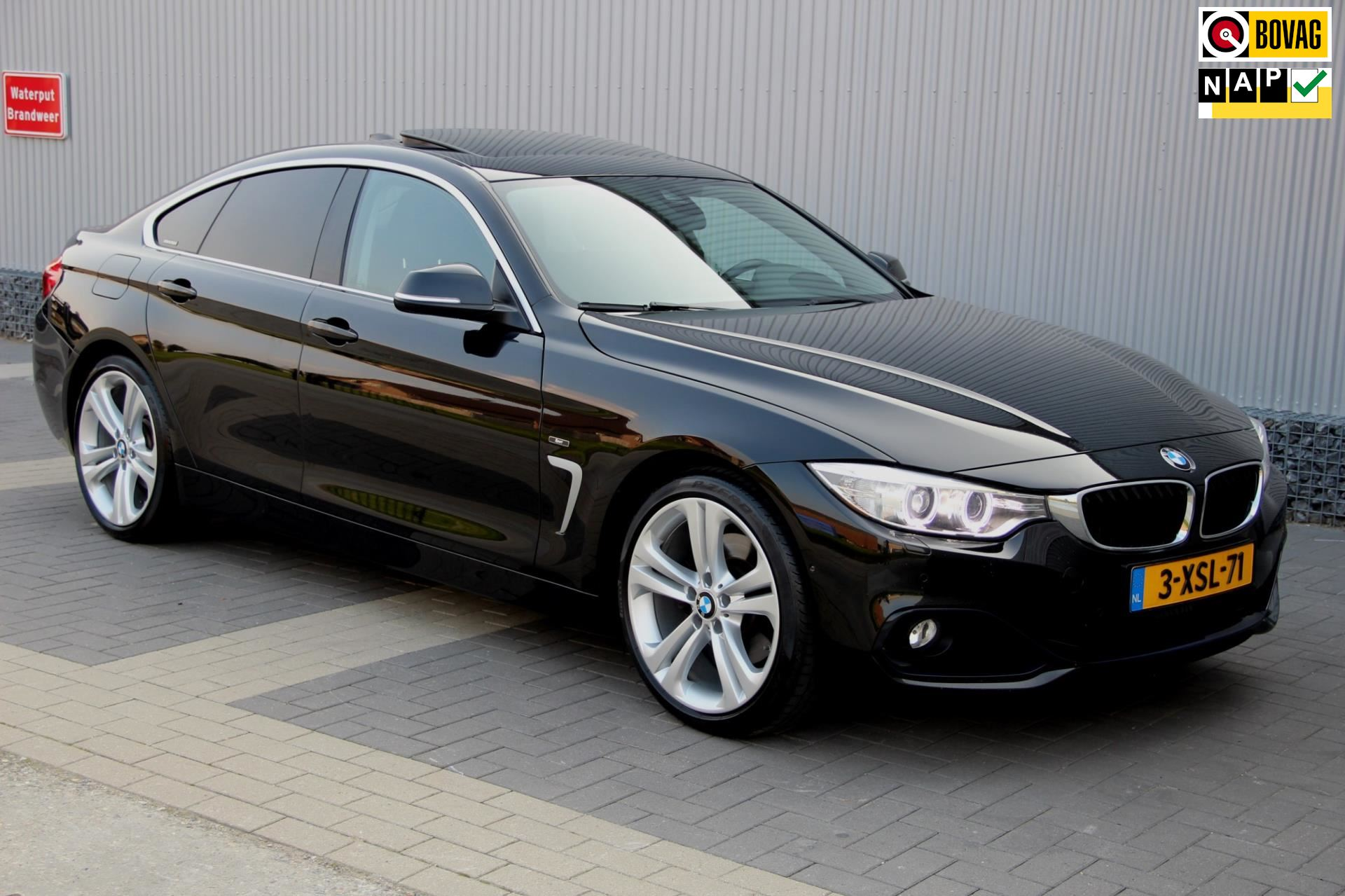 BMW 4-serie Gran Coupé occasion - BF Auto's