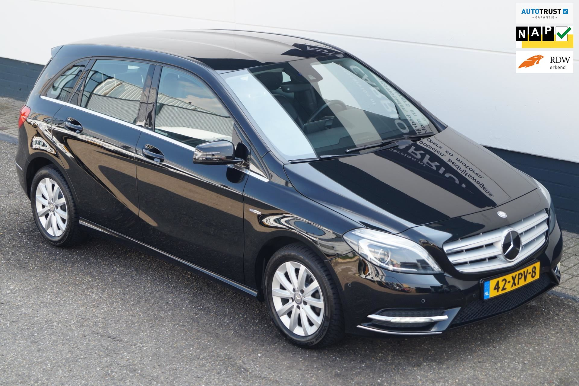 Mercedes-Benz B-klasse occasion - CARRION