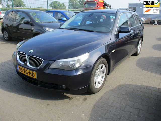 BMW 5-serie Touring occasion - Harry Jakab Auto's