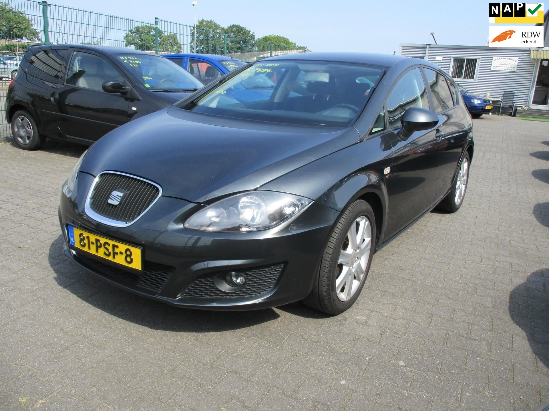 Seat Leon occasion - Harry Jakab Auto's