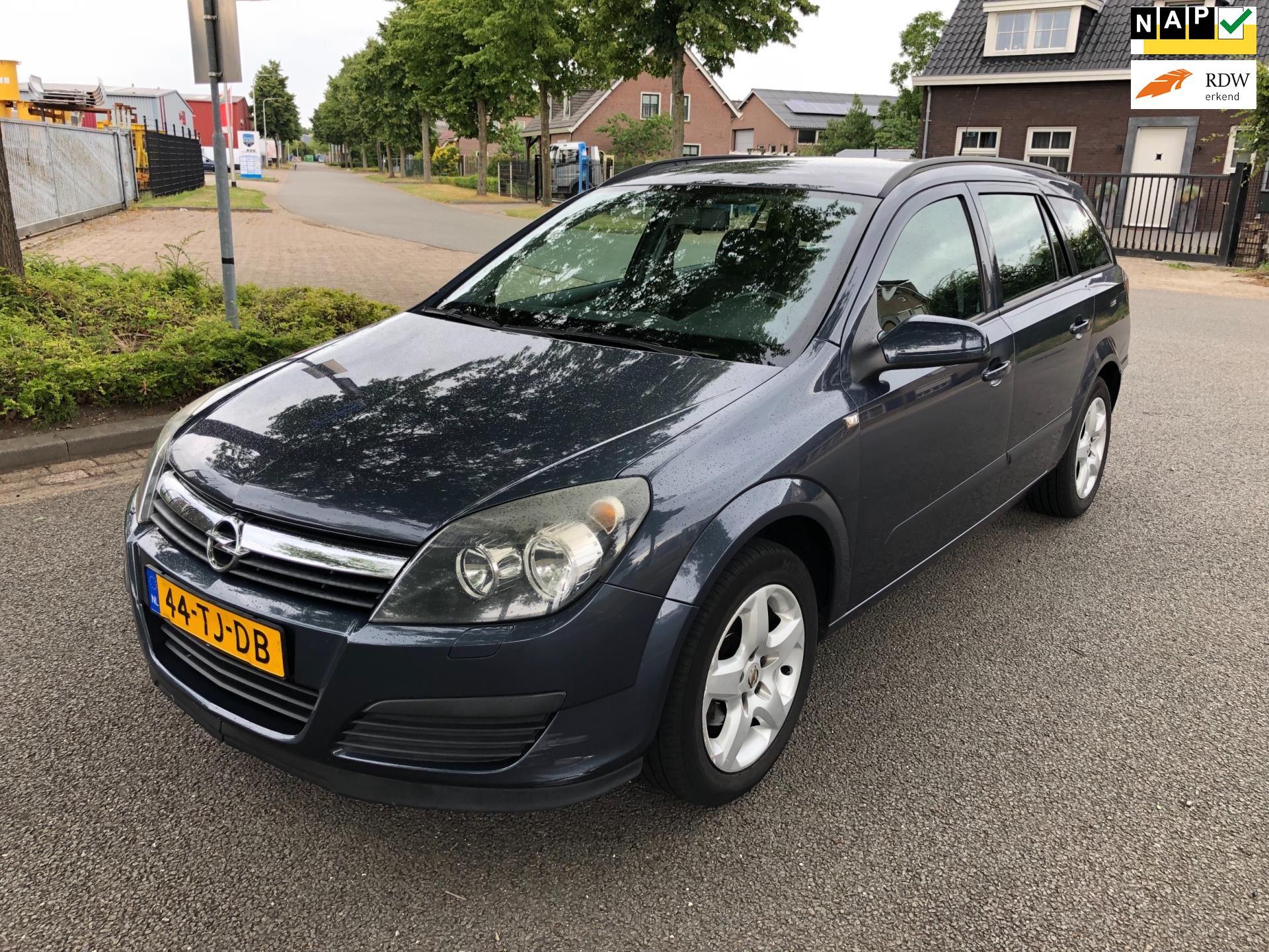 Opel Astra Wagon occasion - ABV Holland