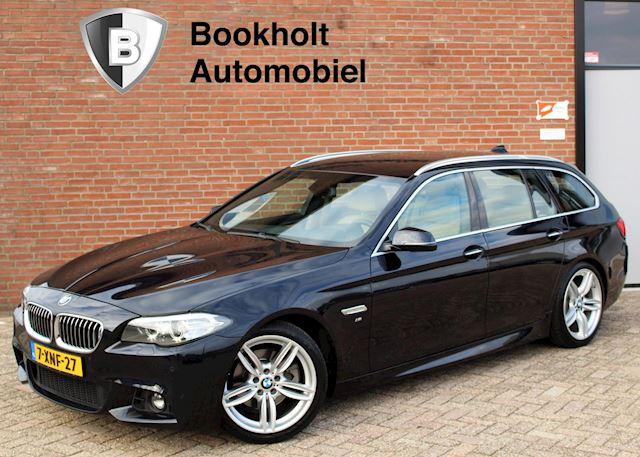BMW 5-serie Touring 520d M-Sport, Comfort-stoelen, topstaat!