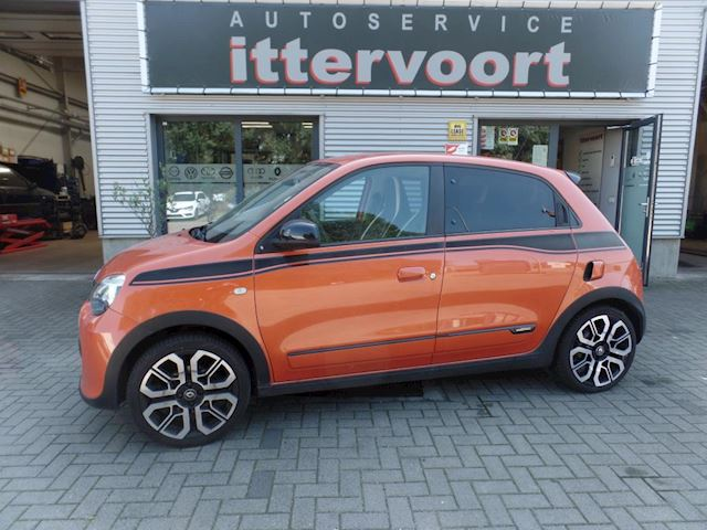 Renault Twingo 0.9 TCe GT