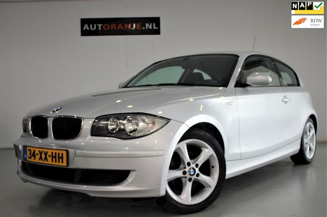 BMW 1-serie 116i Introduction Airco, NAP, APK, Nette Staat!!