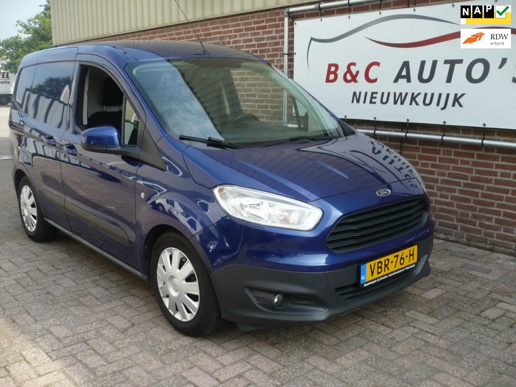 Ford Transit Courier occasion - B&C Auto's