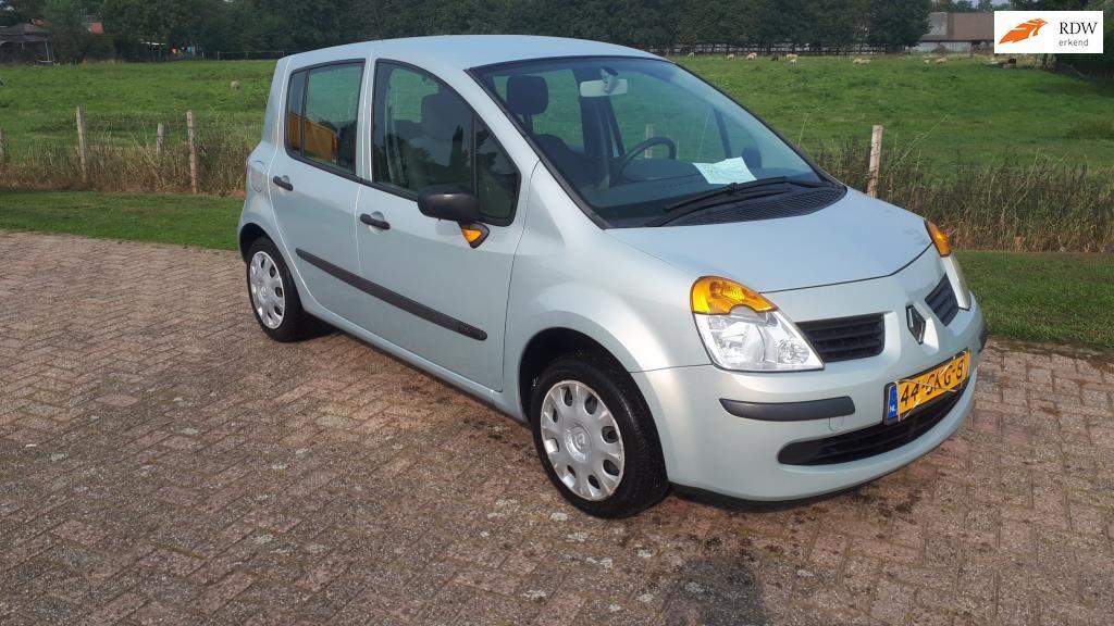 Renault Modus occasion - Goed en Betaalbare Auto