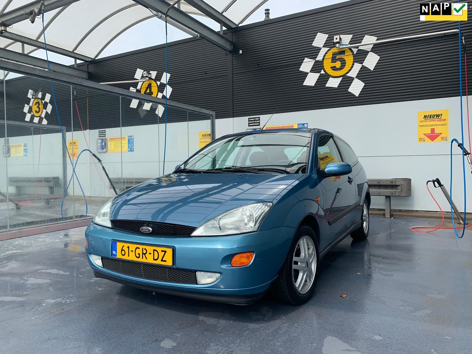 Ford Focus occasion - Pitstop Car Trading