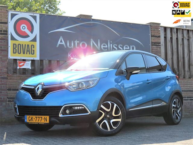 Renault Captur 0.9 TCe Dynamique 1e EIGENAAR  DEALER OH  TREKHAAK  NAVI  CAMERA  CLIMA