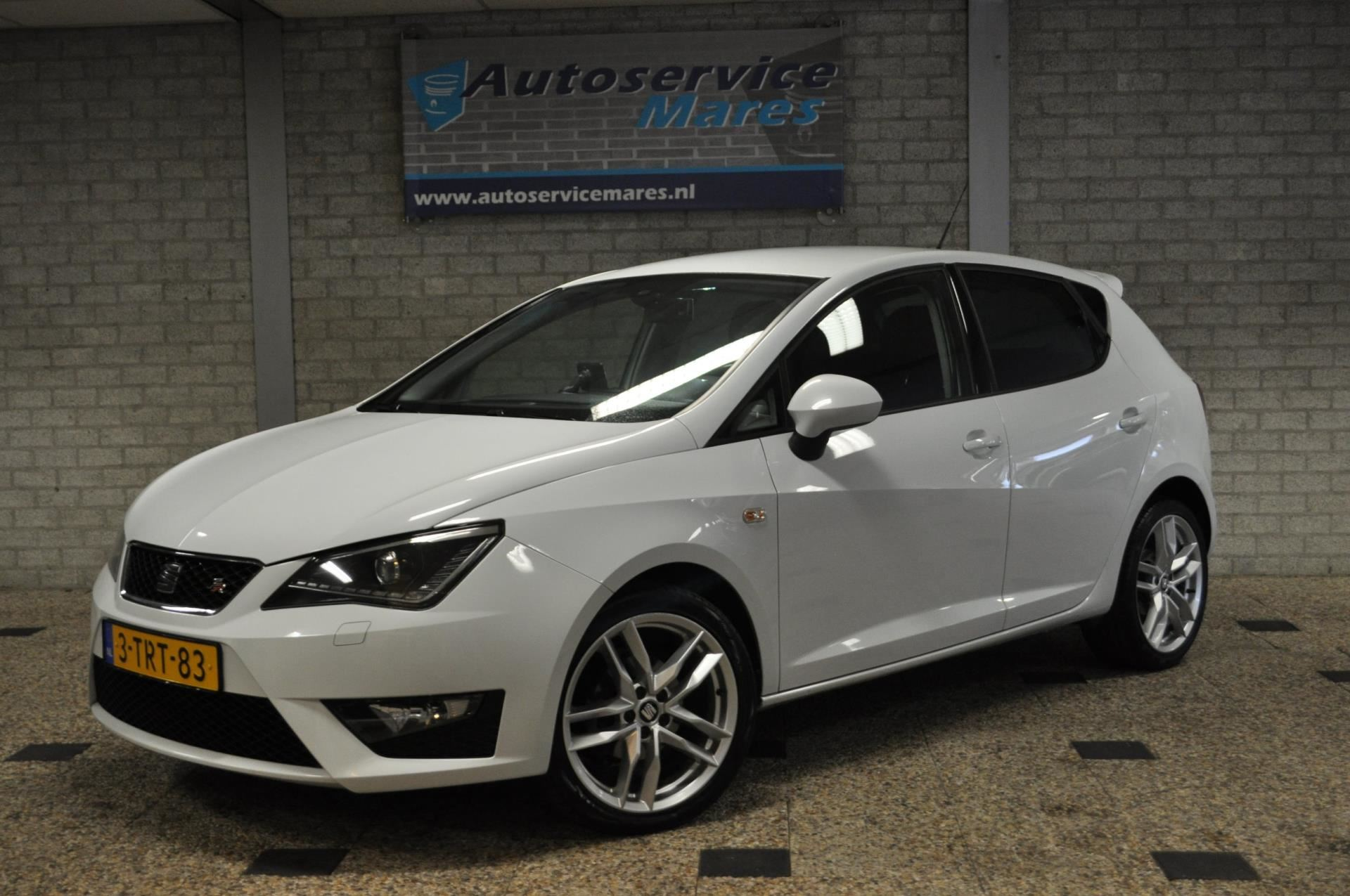 Seat Ibiza occasion - Autoservice Mares