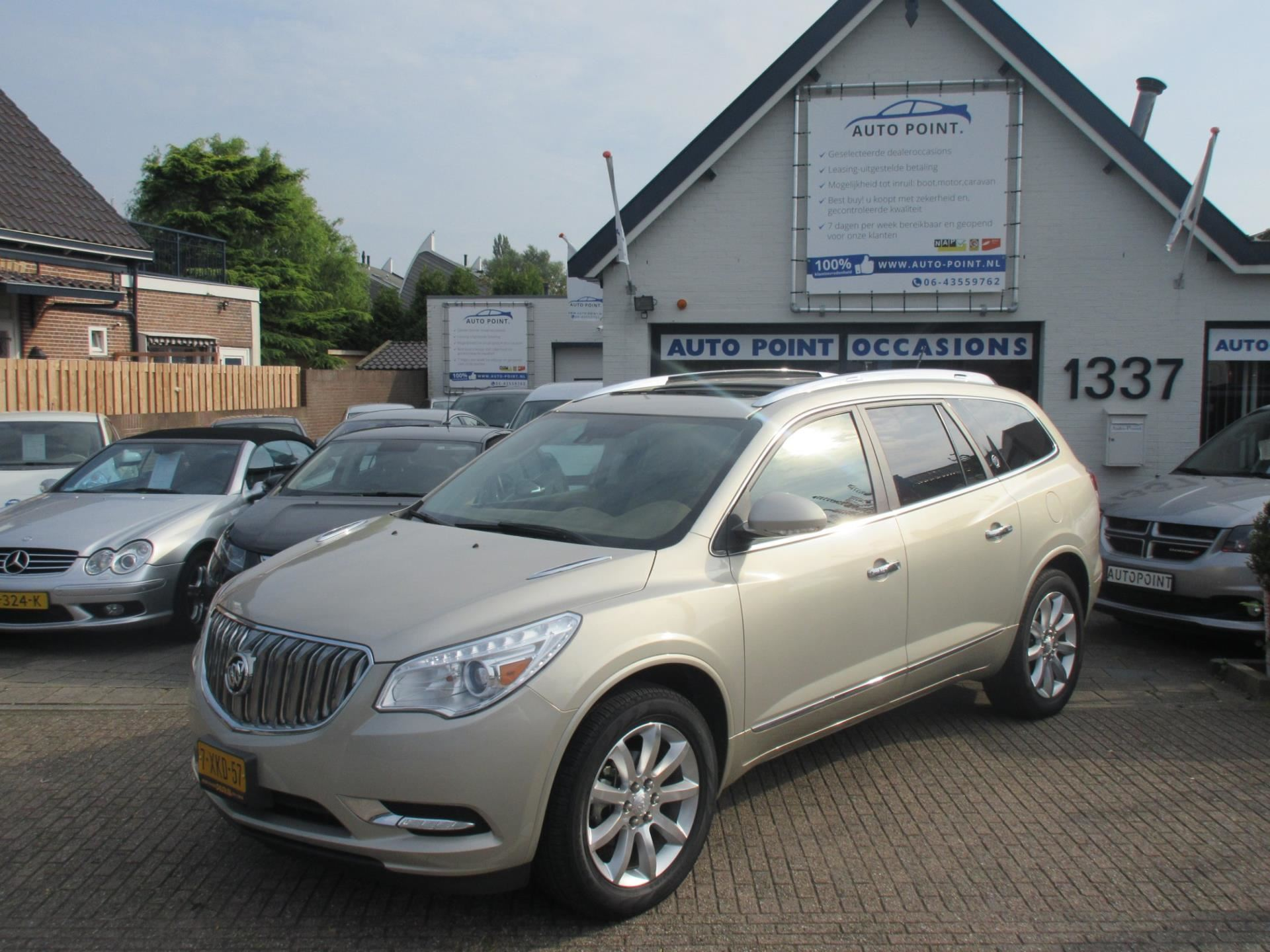 Buick ENCLAVE occasion - Auto Point