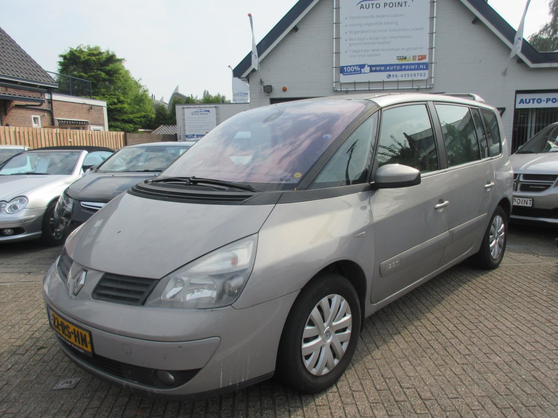 Renault Espace occasion - Auto Point