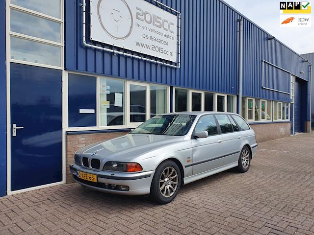 BMW 5-serie Touring occasion - 2015CC