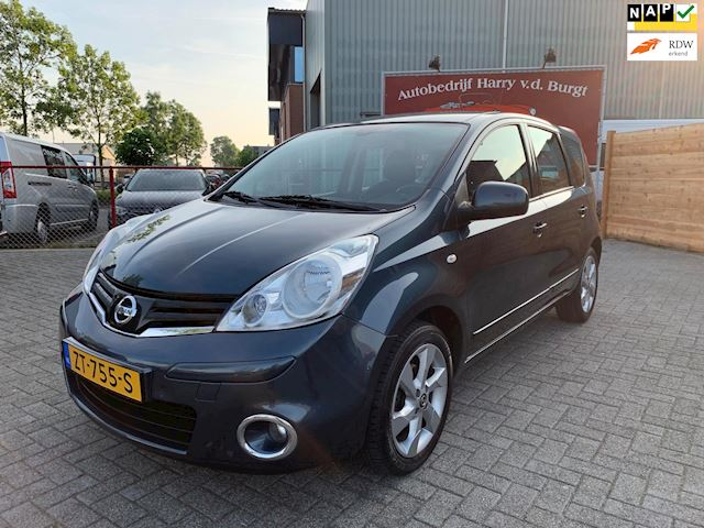 Nissan Note 1.6 Connect Edition Automaat Climate Control Cruise Control