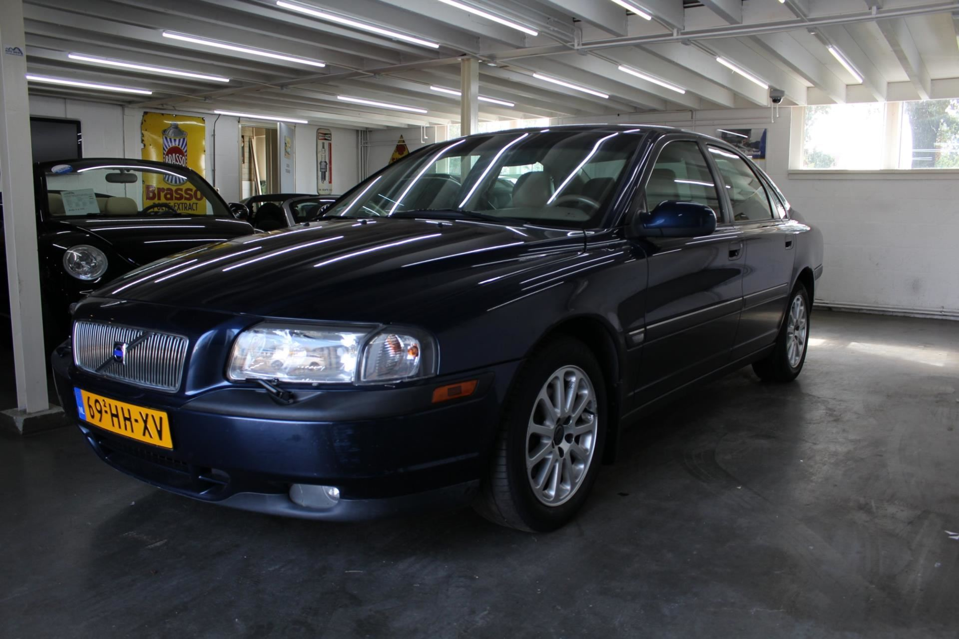 Volvo S80 occasion - Auto Weis