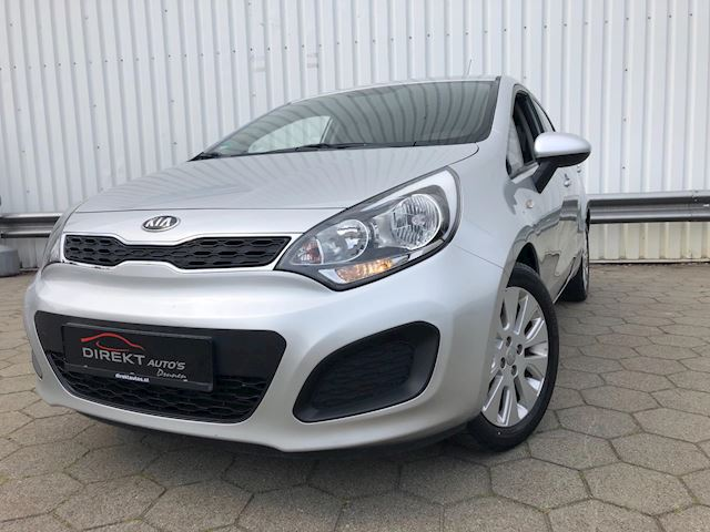Kia Rio 1.2 CVVT Design Edition /Navi/Camera