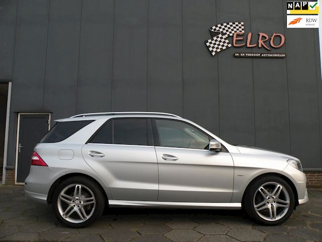 Mercedes-Benz M-klasse 350 BlueTEC AMG Edition