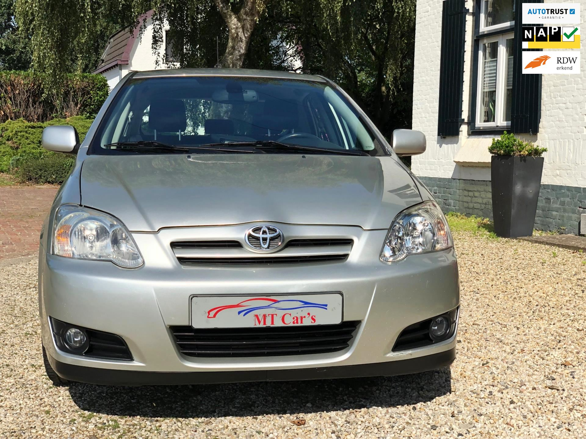 Toyota Corolla occasion - M.T.  Car's & Carcleaningcenter