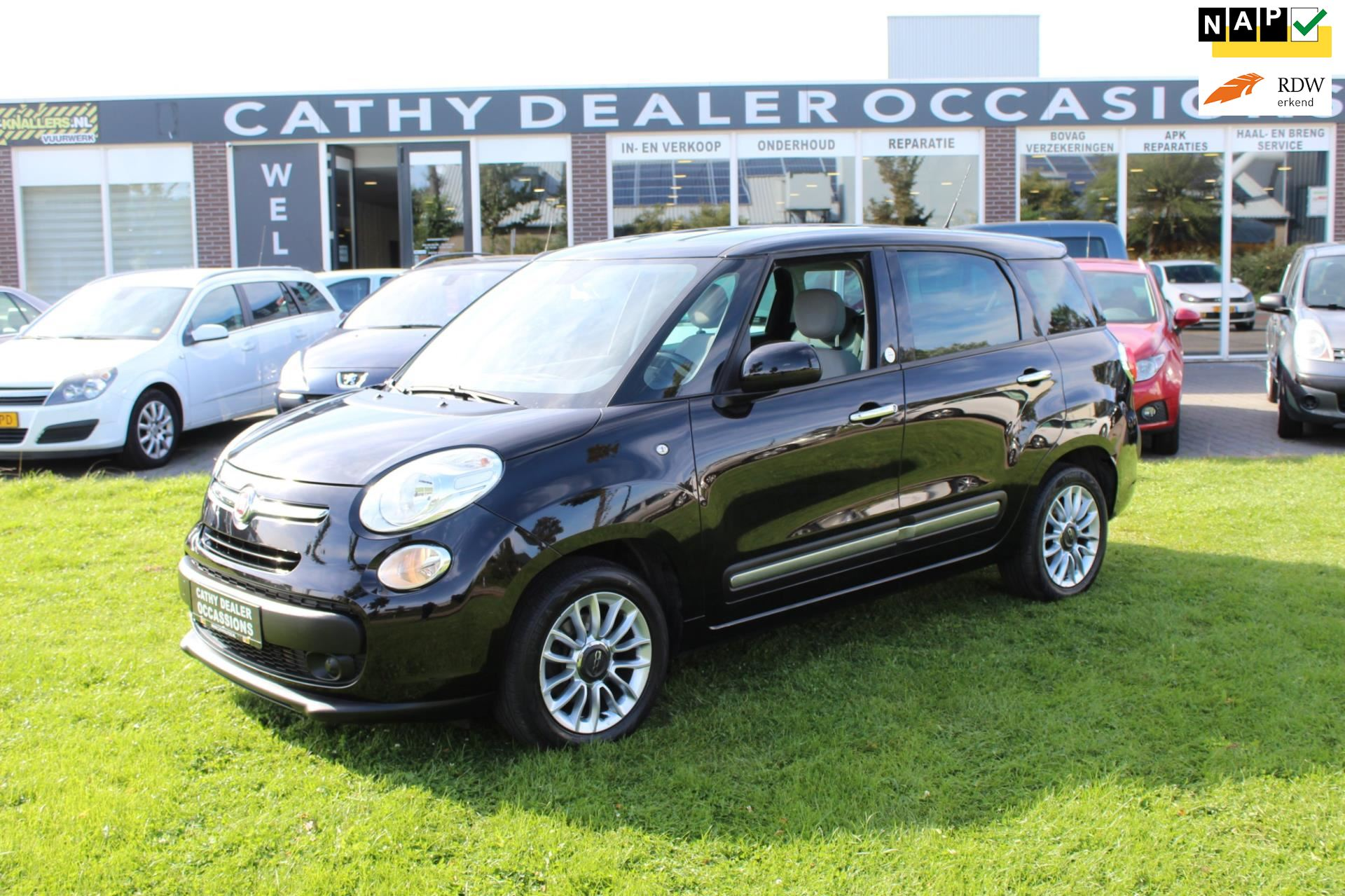 Fiat 500 L Living occasion - Cathy Dealer Occasions