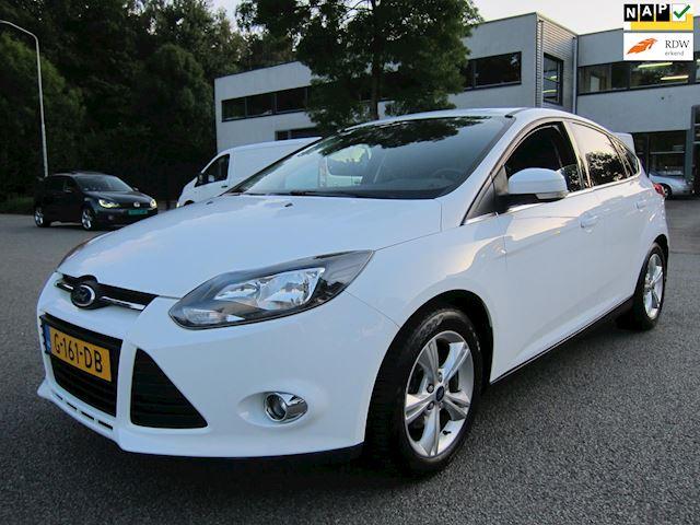 Ford Focus 1.0 EcoBoost Titanium CLIMA CRUISE 125 pk LMV PRIVACY