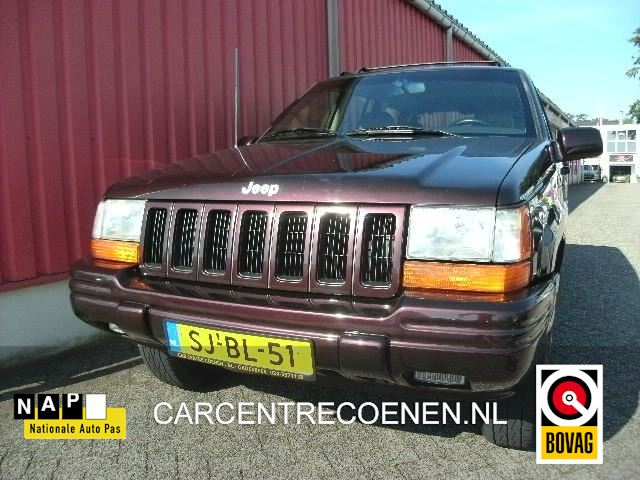 Jeep Grand Cherokee 5.2i V8 Limited / Airco