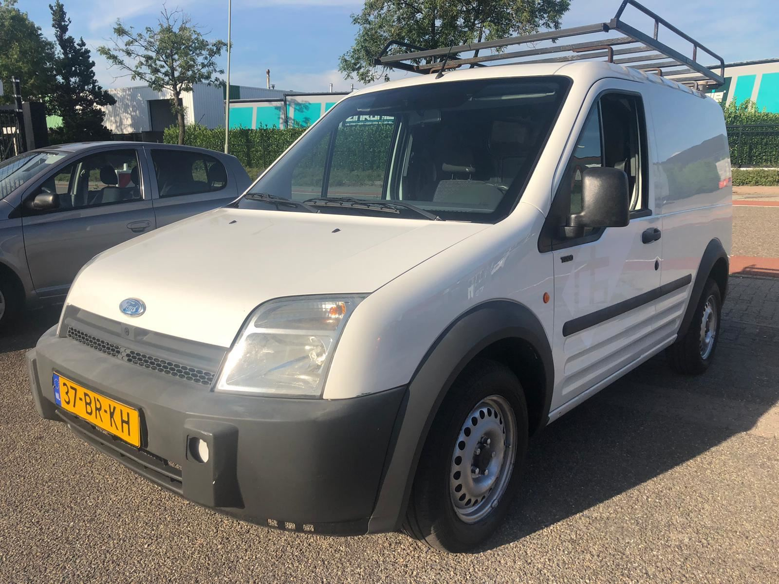 Ford Transit Connect occasion - A2 Auto's