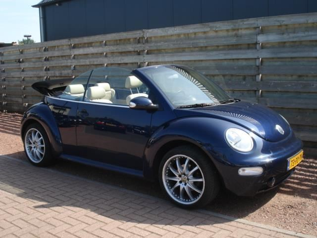 Volkswagen New Beetle Cabriolet occasion - HDM Auto's