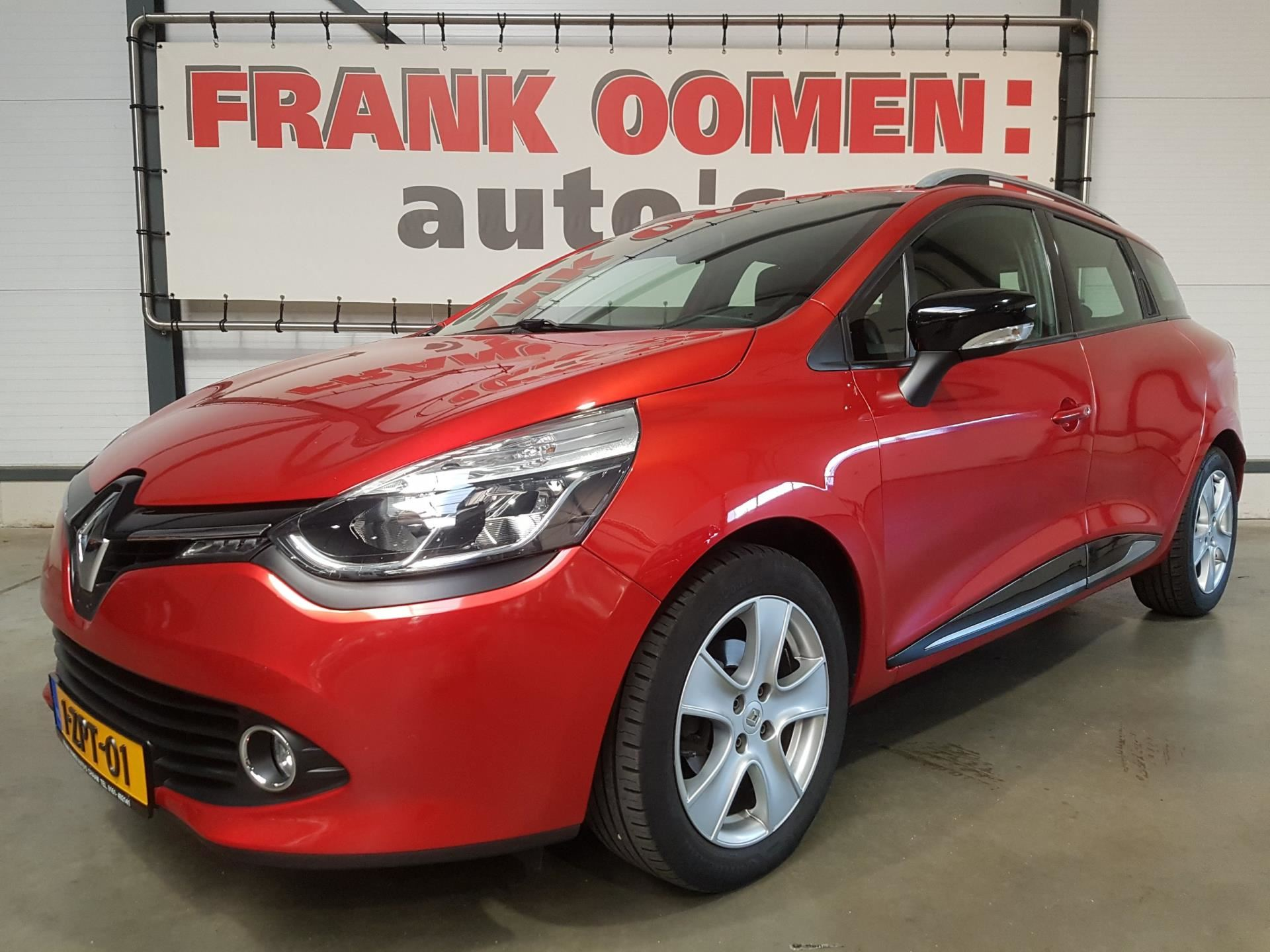 clio estate occasion benzine
