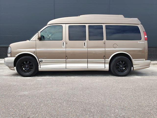 Chevrolet Chevy Van GMC Van  2007 350 PK met LPG G3