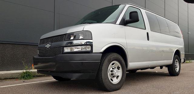 Chevrolet Chevy Van GMC Van 6.0 met 350 PK en PRO-LINE Pakket