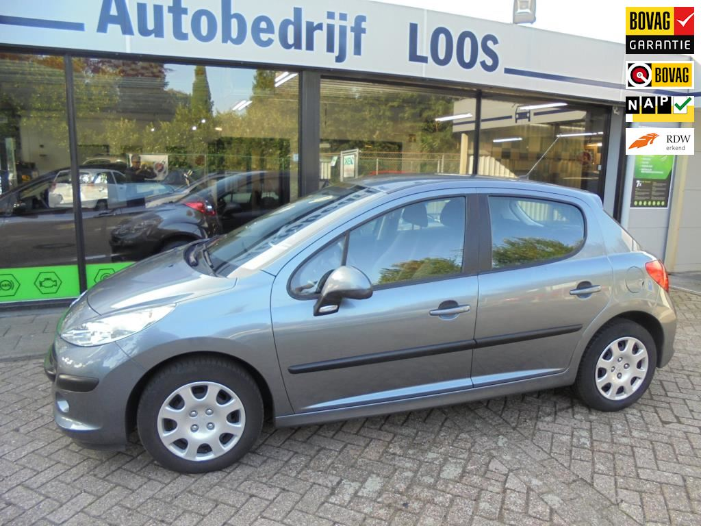 Peugeot 207 occasion - Bovag Autobedrijf Loos