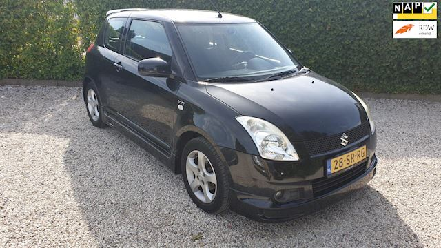 Suzuki Swift 1.5 Exclusive Sport