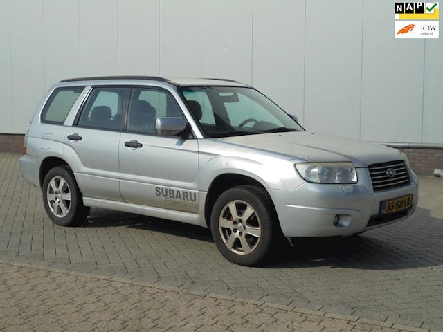 Subaru Forester 2.0 X Comfort Pack Nap Lpg G3