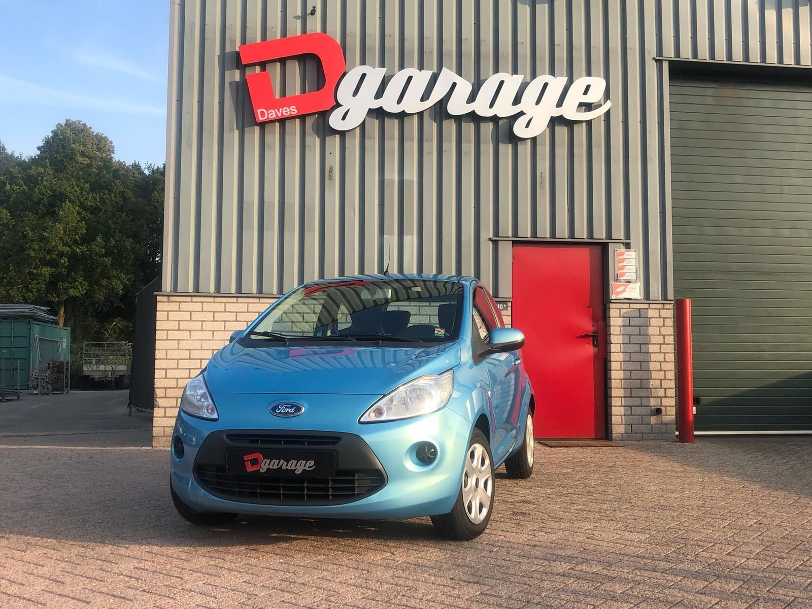 Ford Ka occasion - Dave's Garage