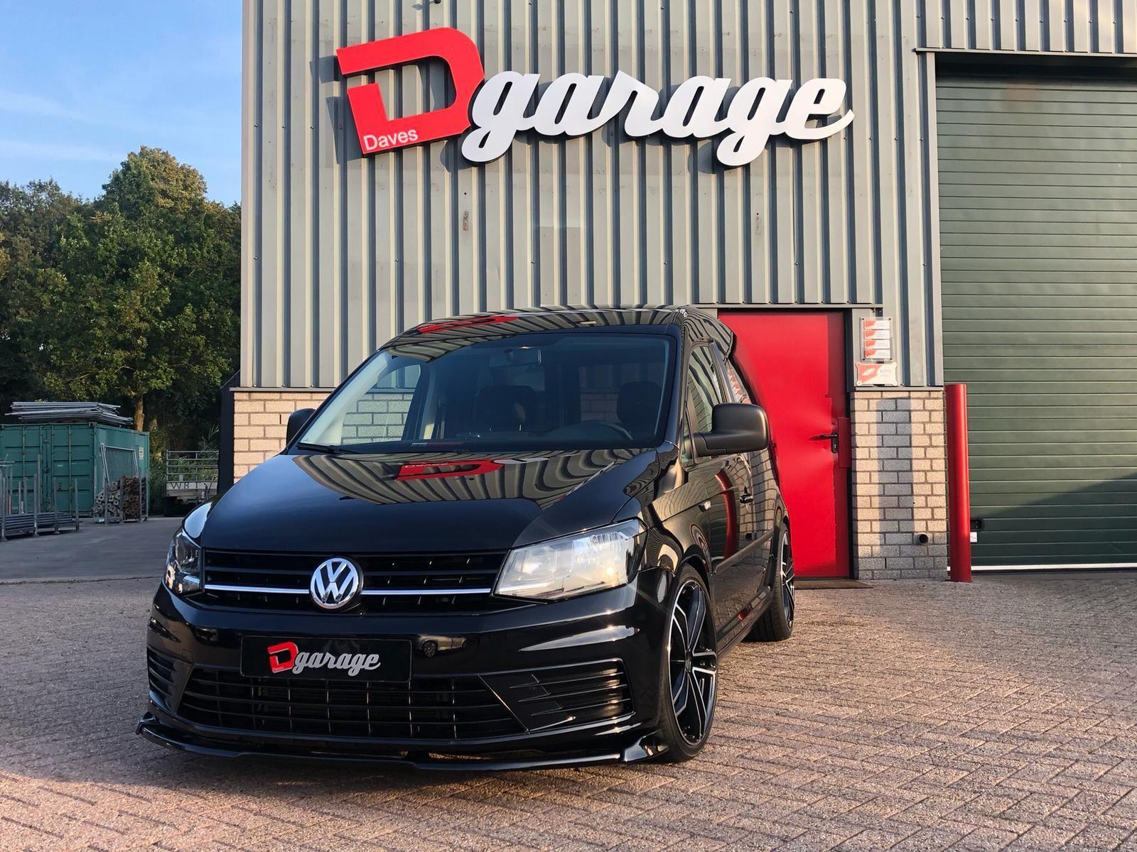 Volkswagen Caddy occasion - Dave's Garage