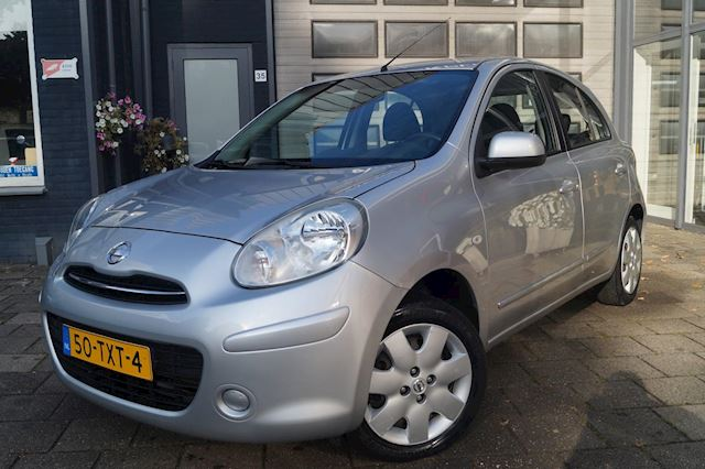 Nissan Micra 1.2 Acenta / Clima / Cruise / 19000 KM N.A.P