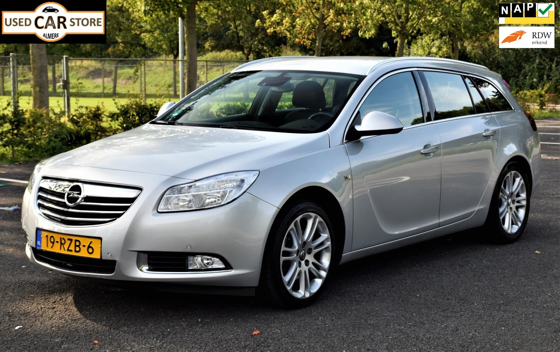 Opel Insignia Sports Tourer occasion - Used Car Store Almere
